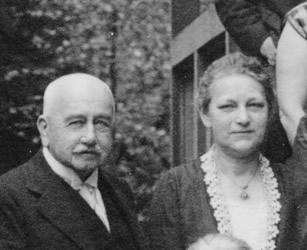 Alexander Eckhardt und Grete Eckhardt