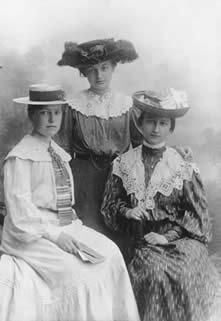 Dora Walter, Rose Kowalski, Elisabeth Lemke